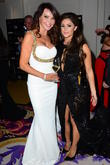Lizzie Cundy and Casey Batchelor