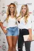 Charlotte Crosby and Holly Hagan