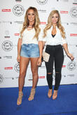 Holly Hagan, Charlotte-letitia Crosby and Charlotte Crosby