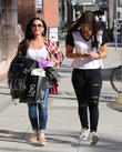 Kyle Richards and Sophia Umansky at beverly hills