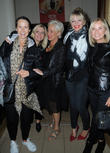 Carol Mcgiffin, Denise Welch, Kate Thornton and Lisa Maxwell