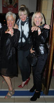 Kate Thornton, Denise Welch and Lisa Maxwell