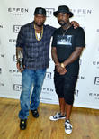 Curtis '50cent' Jackson and Young Buck