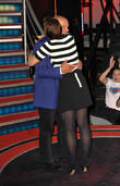 Chris Ellison and Emma Willis