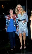 Carole and Alana Stewart