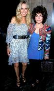 Alana Stewart and Carole