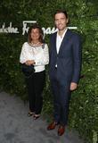Fulvia Ferragamo Visconti and James Ferragamo