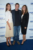 Christy Turlington Burns, Ed Burns and Edie Lutnick