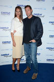 Christy Turlington Burns and Ed Burns
