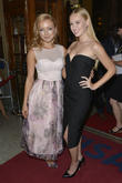 Francesca Eastwood and Danika Yarosh