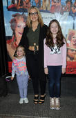 Stephanie Waring, Daughters Lexi and Mia
