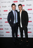 Charlie Carver and Max Carver