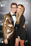 Brad Goreski and Giuliana Rancic