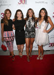 Justina Machado, Lisa Vidal and Christina Vidal