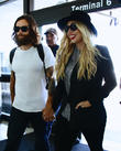 Kesha and Brad Ashenfelter
