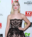Beth Behrs at Sunset Tower