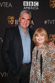 Jim Carter and Lesley Nicol