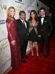 Bonnie Summerville, Luis Guzman, Marcia Gay Harden and Benjamin Hollingsworth