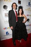 Fred Di Blasio and Lana Parrilla