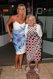 Carole Wright and Nanny Pat
