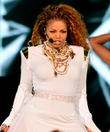 Janet Jackson Returns To Spotlight At Paris Fashion Week