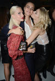 Poppy Delevingne, Cara Delevingne and Lily Donaldson