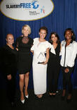 Mary Shuttleworth, Jenna Elfman, Kim Biddle, Marisol Nichols and Guest
