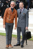 Patrick Cox and David Furnish