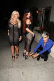 Kathy Brown, Phoebe Price and Sham Ibrahim