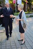 Boris Tadic and Friede Springer