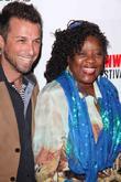 Tony Gapastione and Loretta Devine
