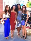 Jasmine Avery, Courtney Mitchell, Natalie Odell and Hollie Stenson