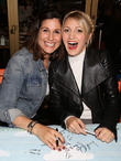 Stephanie J. Block and Annaleigh Ashford