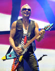 Scorpions and Rudolf Schenker