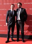 Michael Fassbender and Justin Kurzel