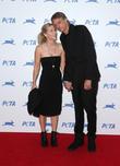 Cathy Goodman and Tony Hawk