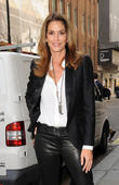 Cindy Crawford Finds Ageing In The Public Eye Hard