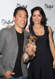 Marc Ching and Emmanuelle Vaugier