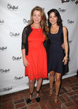 Claudia Christian and Emmanuelle Vaugier