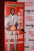 Shaquille O'neal and Parx Casino