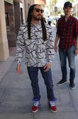 Steve Aoki Shows Off Dim Mak Collection At New York Fashion Week: Men's
