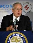 Tomas P. Regalado and Mayor City of Miami