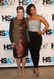 Terria Joseph and Alicia Keys