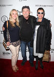 Karolina Keach, Stacy Keach and Malgosia Tomassi