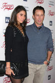 Jeffrey Donovan and Wife