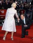 Bryan Cranson and Helen Mirren