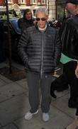 Burt Bacharach Launches London Musical With Street Show