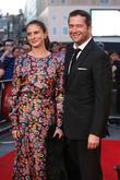 James Purefoy and Jessica Adams