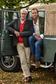 Bruce Fogle and Ben Fogle