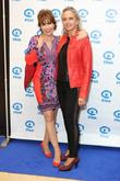 Kathy Lette and Kirsty Brimelow